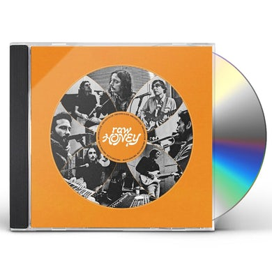 Drugdealer RAW HONEY CD