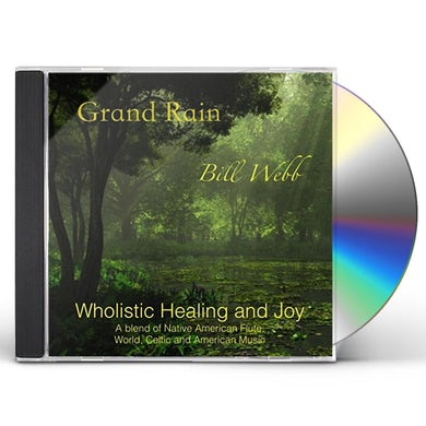 Bill Webb GRAND RAIN CD