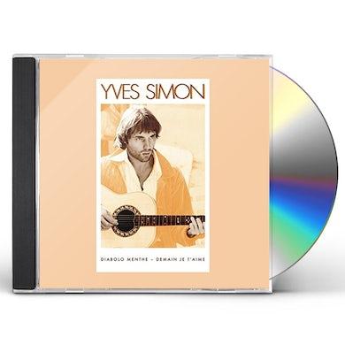 Yves Simon DIABOLO MENTHE CD