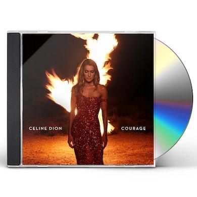Celine Dion Courage CD