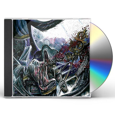 Verdun ETERNAL DRIFT'S CANTICLES CD