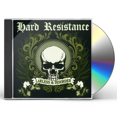 Hard Resistance LAWLESS & DISORDER CD
