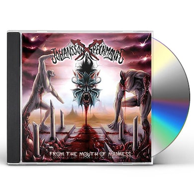 FROM THE MOUTH OF MADNESS CD