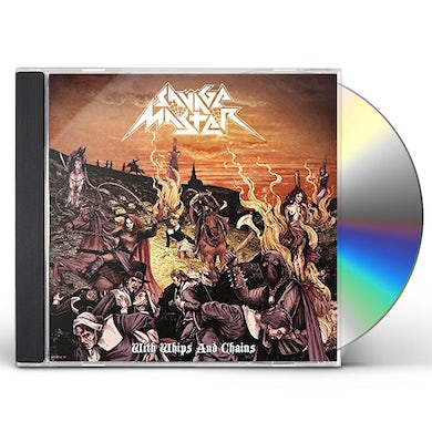 SAVAGE MASTER WITH WHIPS AND CHAINS CD