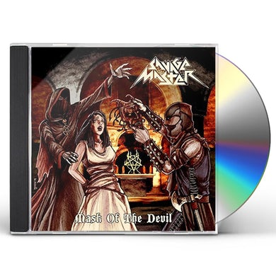 SAVAGE MASTER MASK OF THE DEVIL CD