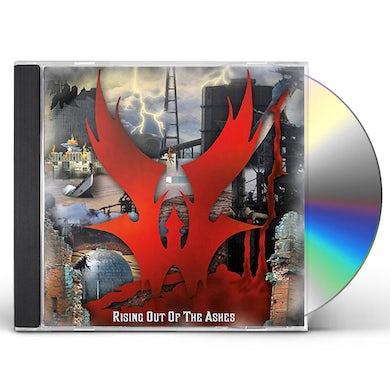 Warlord HOLY EMPIRE CD
