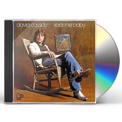 David Cassidy ROCK ME BABY CD