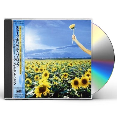 Stone Temple Pilots GREATEST HITS CD