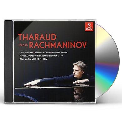 Alexandre Tharaud PLAYS RACHMANINOV CD