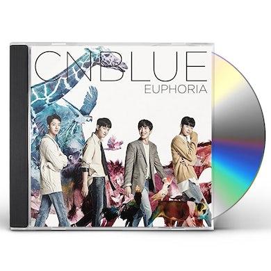 CNBLUE EUPHORIA: TYPE-A CD