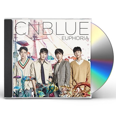 CNBLUE EUPHORIA: TYPE-B CD