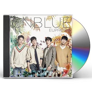 CNBLUE EUPHORIA CD
