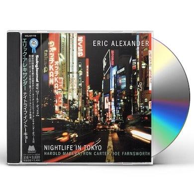 Eric Alexander NIGHTLIFE IN TOKYO CD