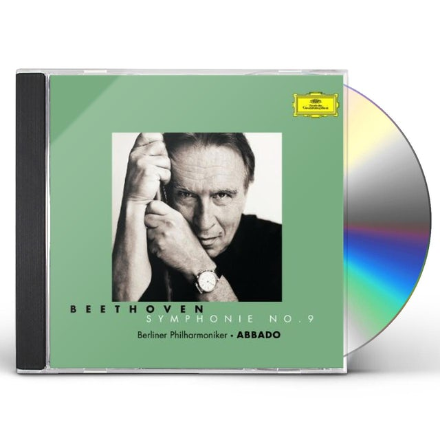 Claudio Abbado BEETHOVEN: SYMPHONY NO.9 CD