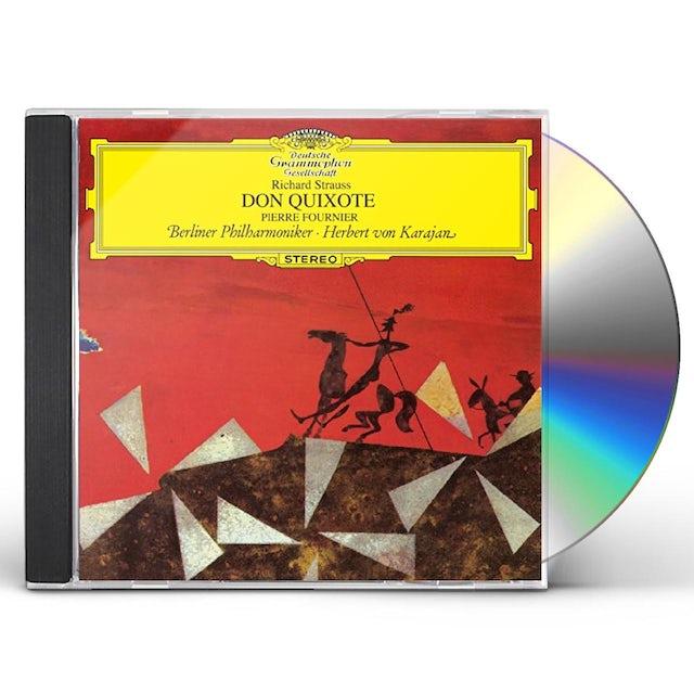 Herbert Von Karajan R.STRAUSS: DON QUIXOTE CD