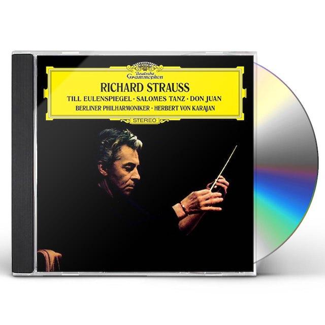 Herbert Von Karajan R.STRAUSS: TILL EULENSPIEGEL CD