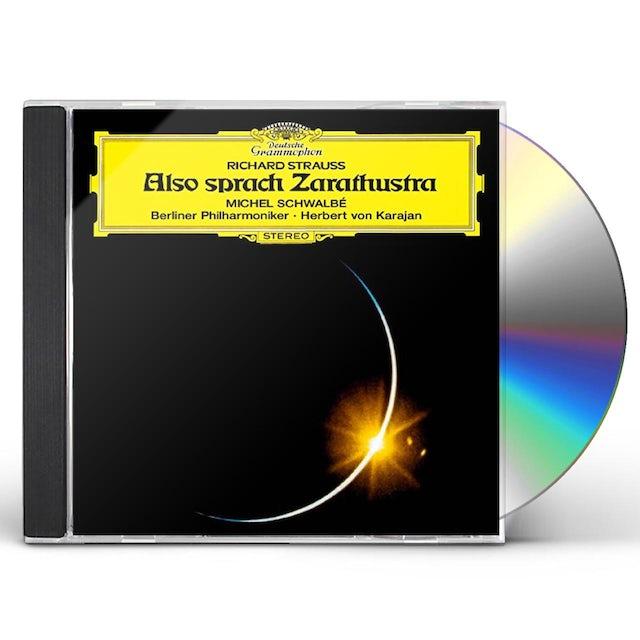 Herbert Von Karajan R.STRASS: ALSO SPRACH ZARATHUSTRA CD