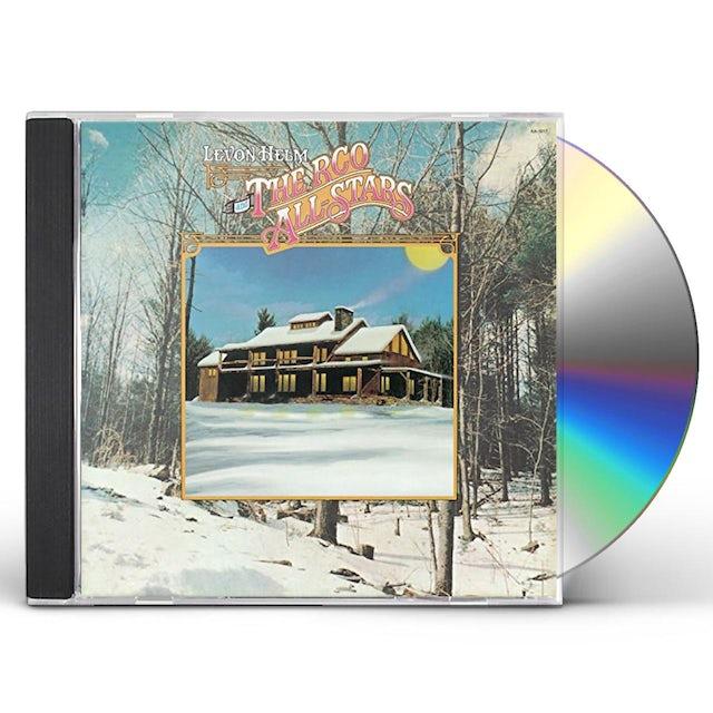 Levon Helm THE RCO ALL-STARS CD
