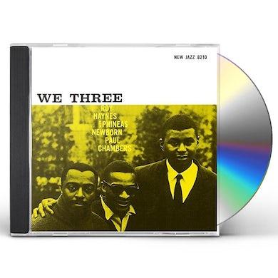 Roy Haynes WE THREE CD