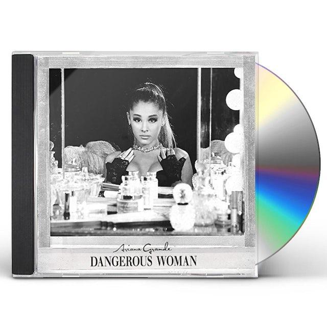 Ariana Grande DANGEROUS WOMAN: DELUXE EDITION CD