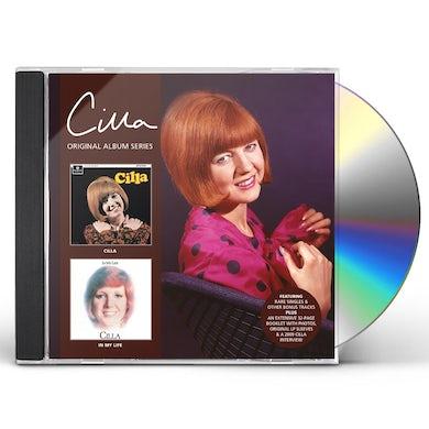 Cilla Black CILLA / IN MY LIFE CD
