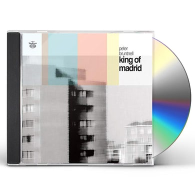 Peter Bruntnell KING OF MADRID CD