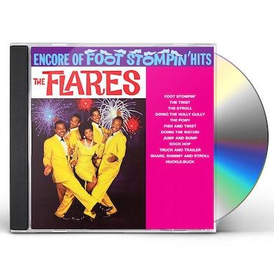 Flares ENCORE OF FOOT STOMPINAE HITS CD