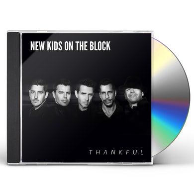 New Kids On The Block THANKFUL CD