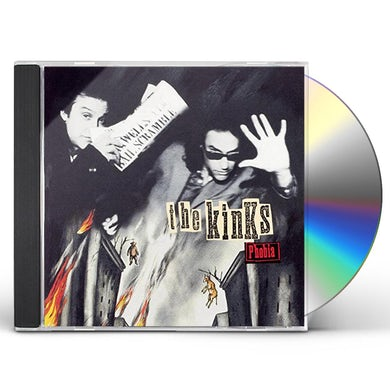 The Kinks PHOBIA CD