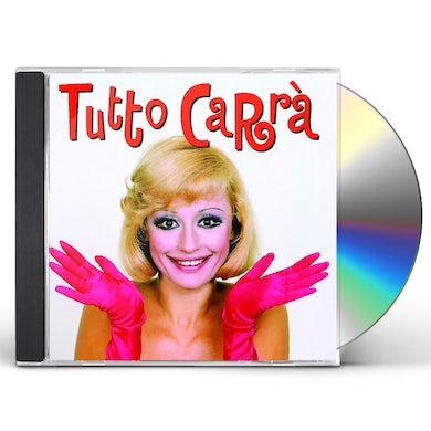 Raffaella Carra TUTTO CARRA CD