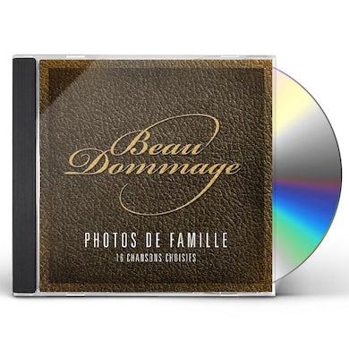 BEAU DOMMAGE PHOTOS DE FAMILLE CD