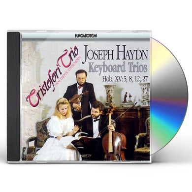 Haydn PNO TROS-CRISTOPHORI TRIO CD