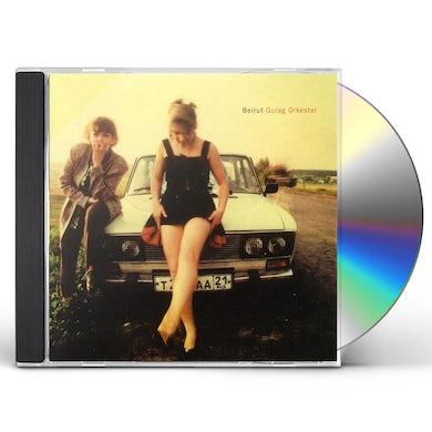 Beirut GULAG ORKESTAR CD
