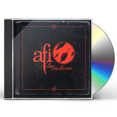 AFI SING SORROW CD