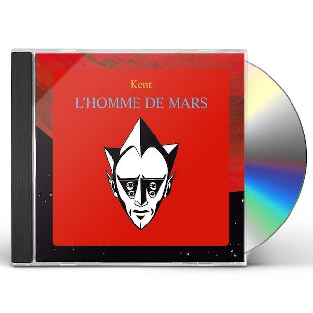 Kent L'HOMME DE MARS CD