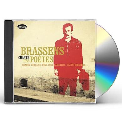 Georges Brassens BRASSENS CHANTE LES PORTES CD