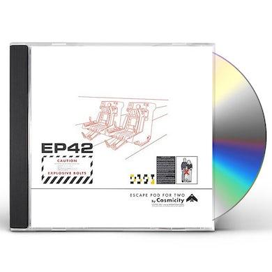Cosmicity ESCAPE POD FOR TWO CD