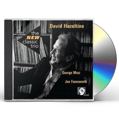 David Hazeltine NEW CLASSIC TRIO CD