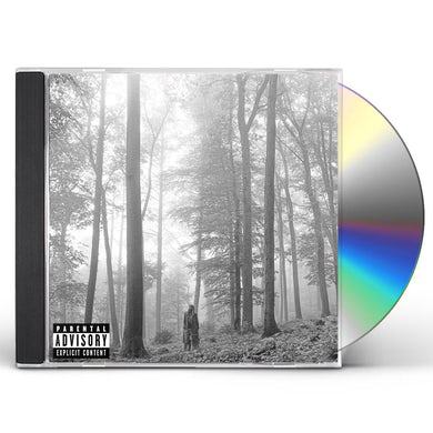 Taylor Swift folklore CD