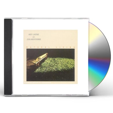 Andy LaVerne NATURAL LIVING CD