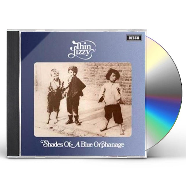 Thin Lizzy SHADES OF A BLUE ORPHANAGE CD