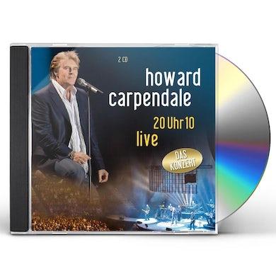 Howard Carpendale 20 UHR 10: LIVE CD