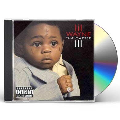 Lil Wayne THA CARTER III CD