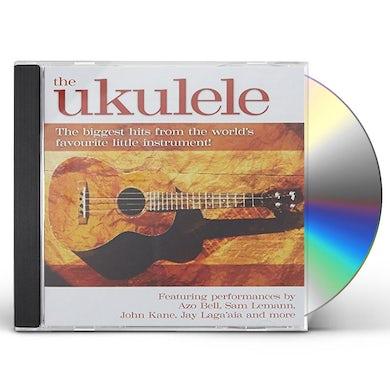 John Kane UKULELE CD