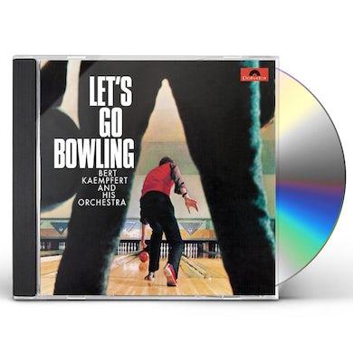 Bert Kaempfert LET'S GO BOWLING CD