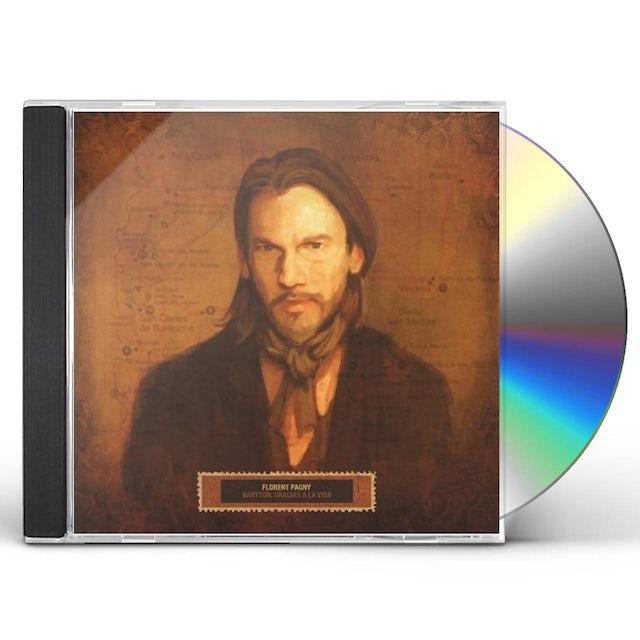Florent Pagny GRACIAS A LA VIDA: BARYTON CD