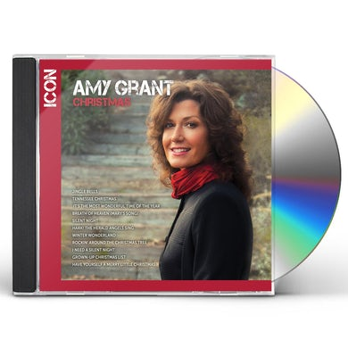 Amy Grant ICON CHRISTMAS CD