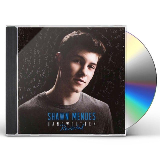 Shawn Mendes HANDWRITTEN REVISITED CD