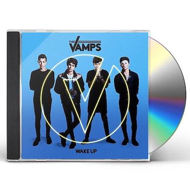 The Vamps WAKE UP ITALIAN EDITION (CD+DVD) CD