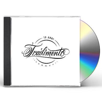 Fabri Fibra TRADIMENTO CD